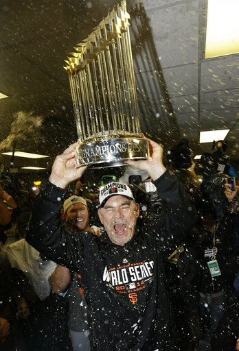 Giants manager Bruce Bochy to retire after this season