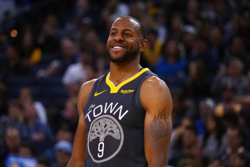 Andre Iguodala elected as NBPA First Vice President