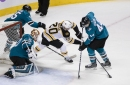 Bruins at Sharks: Lines, gamethread and where to watch