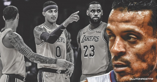 Vide: Matt Barnes says he 'wouldn't be surprised' if the Lakers don't make the playoffs