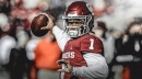 Kyler Murray has not decided whether or not he'll throw at NFL Combine