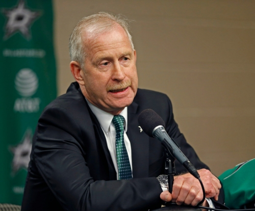 Stars GM Jim Nill on why NHL teams may be forced to 'wait until the last minute' to make trade deadline deals
