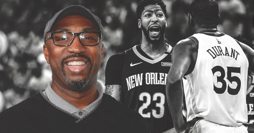 Sam Perkins says Lakers will get Anthony Davis, but not Kevin Durant
