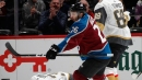 Avalanche snaps six-game losing skid at Pepsi Center with shutout win over Vegas