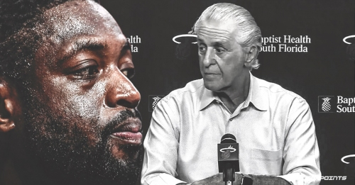 Dwyane Wade says he 'needed' Pat Riley and Heat's guidance to begin his career