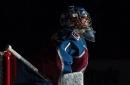 Semyon Varlamov, Avalanche shut out Vegas Golden Knights 3-0