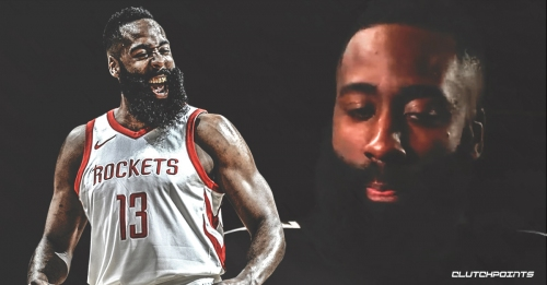 Rockets' James Harden says 'it's kind of hard' to hear ex-NBA players criticize his game