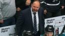Sharks robbed of breakaway, Bruins follow up with OT winner