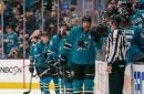 Bruins 6, Sharks 5 (OT): Comeback, rooster trick fall short in overtime loss