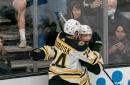 Bruins vs. Sharks 2/18/19 RECAP: Bruins win 6-5 Overtime track meet!