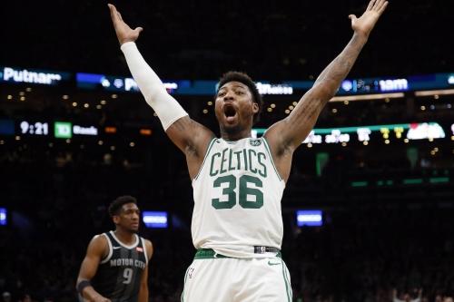 Marcus Smart signing saved the Celtics' season