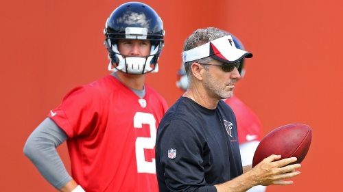 Five things to know about the Falcons on Tuesday