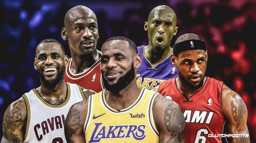 Does LeBron James' legacy take a hit if Lakers fail to make playoffs?