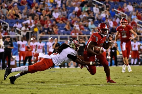 Could Florida Atlantic's Devin Singletary present too much value for the Giants to pass?
