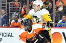 Penguins interested in Wayne Simmonds?