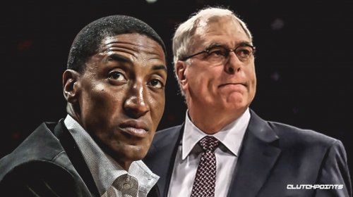 Scottie Pippen thinks Phil Jackson could steer current Lakers roster to a title