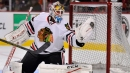 Canucks sign Michael Leighton to two-way deal