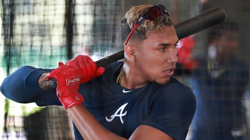Camargo set for'super utility' role with Braves. I think he can be more than that.