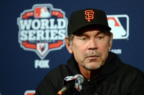 Why Giants players think Bruce Bochy is a 'dying breed' in baseball