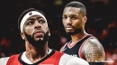 Blazers' Damian Lillard hopes Pelicans' Anthony Davis 'gets what he's looking for'