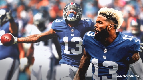 The New York Giants would be fools to trade Odell Beckham Jr.