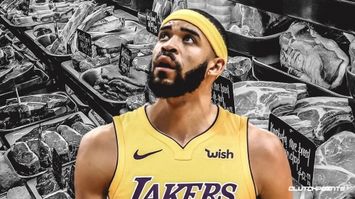 JaVale McGee's career turnaround began when he gave up eating meat