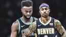 Nuggets' Isaiah Thomas roasts former Celtics teammate Jaylen Brown