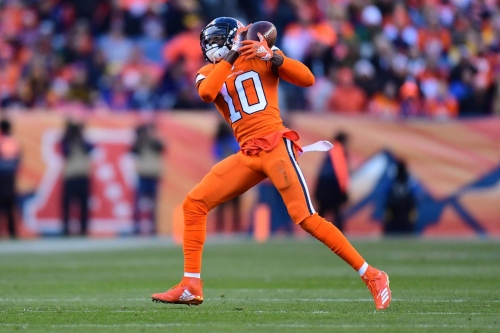 Emmanuel Sanders says he will not restructure his contract