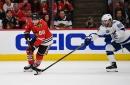 Tampa Bay Lightning Nikita Kucherov, Chicago Blackhawks Patrick Kane Lead NHL Scoring Race
