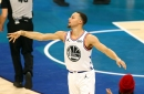Watch Steph Curry's dazzling alley-oop from every angle