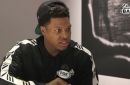 Kyle Lowry on his NBA role models, favorite shoes ever, more | KICK BAIT