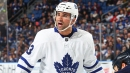 Maple Leafs' Kadri leaves game vs. Blues for 'precautionary reasons'