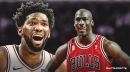 Joel Embiid says Michael Jordan is not the GOAT
