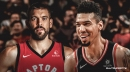 Raptors' Danny Green says Marc Gasol 'makes the game easier for everyone around him'