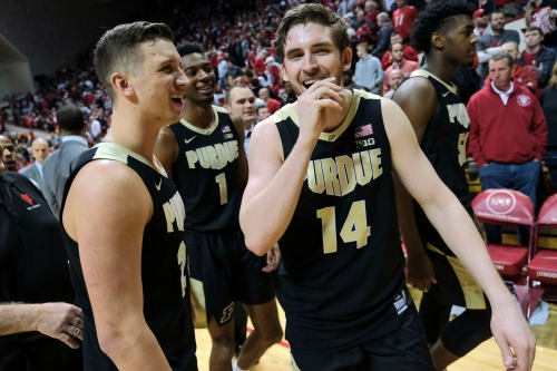 Insider: Purdue basketball victory over Indiana latest example of learning to win ugly