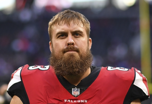 Garland will not return to Falcons