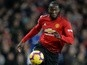 Manchester United forward Romelu Lukaku's record vs. Liverpool