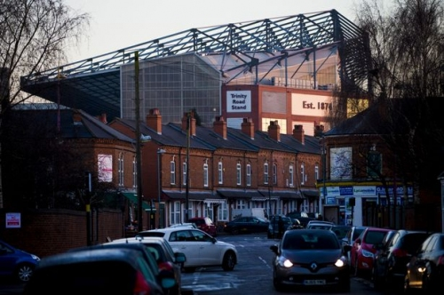 'Setting fire to toilets' - The incident which marred West Brom's win at Aston Villa
