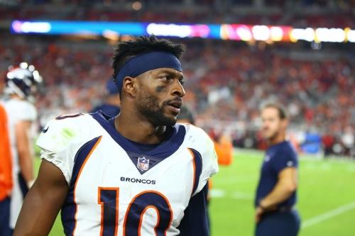 Should the Broncos exercise their option on Emmanuel Sanders?