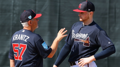 Braves need Newcomb to be consistent. He says he's mentally ready for it.