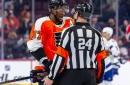 Photo Gallery: Flyers vs Lightning