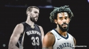 Grizzlies' Mike Conley happy Marc Gasol found the right fit