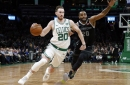 Gordon Hayward (right ankle) questionable against the Bucks