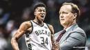 Bucks coach Mike Budenholzer makes MVP case for Giannis Antetokounmpo