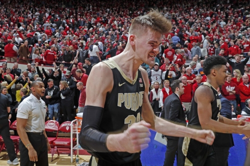 2/20 Big Ten Basketball Recap: Maryland and Purdue Both Win On Late Tip-Ins