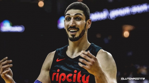 Enes Kanter says free agency decision was between Portland, Lakers