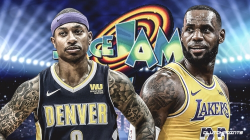 Isaiah Thomas says he'll be Muggsy of LeBron James' Space Jam 2