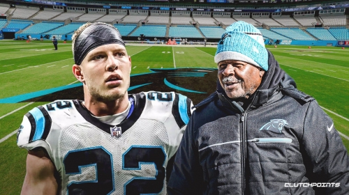 Panthers' Christian McCaffrey says retiring running backs coach Jim Skipper 'believed in me from the jump'