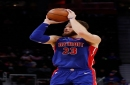 Detroit Pistons' Blake Griffin wins 'Toast Battle' with just one line