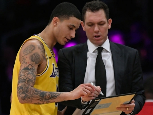 Lakers Rumors: Front Office Wants Luke Walton To Hold Players Accountable, See Improvement